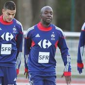 Hatem Ben Arfa, Lassana Diarra et Aly Cissokho