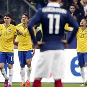 Le Brésil ramène les Bleus sur terre