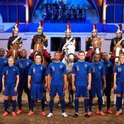 Le maillot des Bleus pour l'Euro