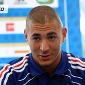 Karim Benzema Equipe de France