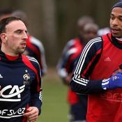 Franck Ribéry Equipe de France