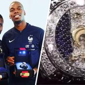 Les Bleus ont reçu leurs bagues de champions du monde
