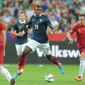Paul Pogba Equipe de France Espagne