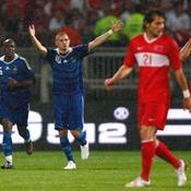 Karim Benzema France-Turquie