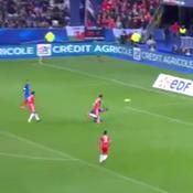 Les buts de Griezmann et de Giroud en vidéo