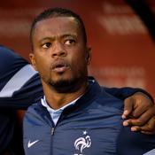 Patrice Evra Equipe de France