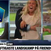 Les commentateurs suédois totalement fous après le but de la victoire