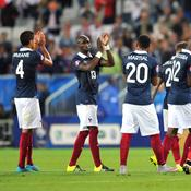 Les notes de France-Serbie