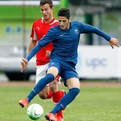 Yassine Benzia (EdF U19 & OL)