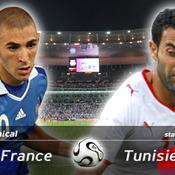 Karim Benzema LIVE France Tunisie
