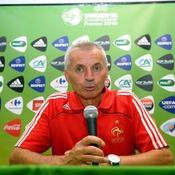 Francis Smerecki Equipe de France