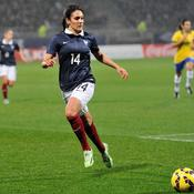 Louisa Nécib, la Zidane au féminin