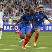 Les trois buts des Bleus face à l'Angleterre en vidéo