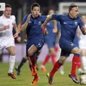 Franck Ribéry-Samir Nasri