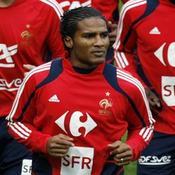 Florent Malouda Equipe de France