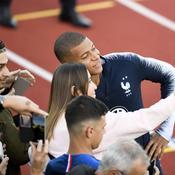 Mbappé : «C'est incroyable tout l'amour que les Français me portent»