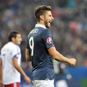 Olivier Giroud au centre des attentions