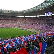 Stade de France Equipe de France
