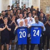 Paris 2024 : Les Bleus soutiennent la candidature française