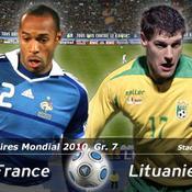 France-Lituanie
