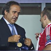 Platini avertit Ribéry