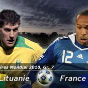 Lituanie-France