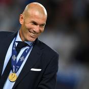 Plus d'un français sur deux veut voir Zidane sélectionneur des Bleus