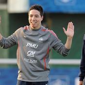 Samir Nasri Equipe de France