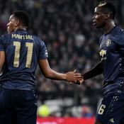 Pogba et Martial forfaits avec les Bleus