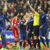 Paul Pogba France-Espagne