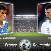 France-Roumanie
