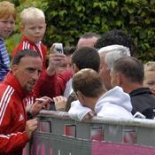Pourquoi Ribéry fascine les Allemands