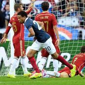 Loïc Rémy Equipe de France Espagne