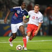 France - Luxembourg Alou Diarra