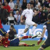 Espagne-France Franck Ribéry