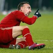 Ribéry absent contre l'Espagne ?