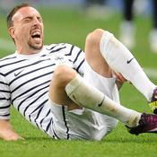 Ribéry agace les Français