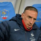 Ribéry dit stop à l'équipe de France