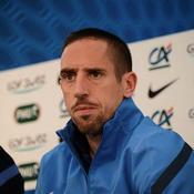 Ribéry : «Je reprends du plaisir en Bleu»