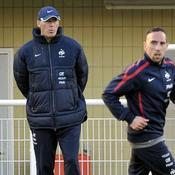 Laurent Blanc-Franck Ribéry