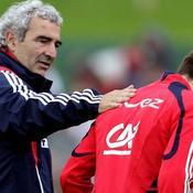 Raymond Domenech-Franck Ribéry