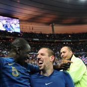 Ribéry : «Sakho m'a déçu»