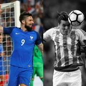 Tops/Flops France-Paraguay : Giroud inspiré, le Paraguay dépassé