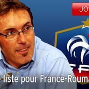 Votre 11 pour France-Roumanie !