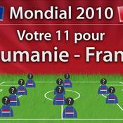 Roumanie-France