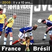 France-Brésil Coupe du Monde 1998