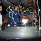 Coups de feu sur le bus de Fenerbahçe, le chauffeur blessé