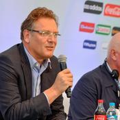 Fifa : Valcke suspendu 45 jours supplémentaires