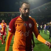 Kostas Mitroglou rate ses débuts avec Galatasaray