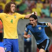 Le Brésil avait fait le break, mais Cavani et Suarez ont répliqué